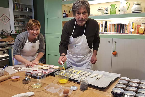 Cooking Lesson in the Venice Countryside
