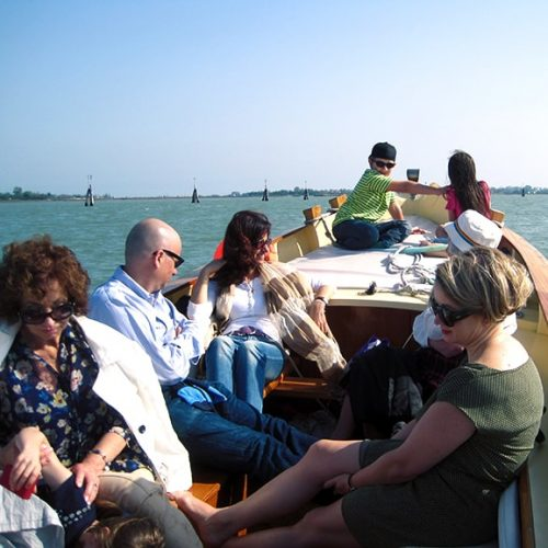 Venice by Boat