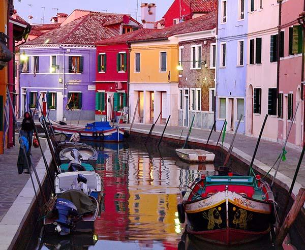 Venice by Boat