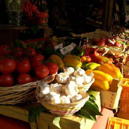 Venice Rialto Market Walk