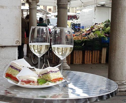 Street Food & Scrovegni Chapel