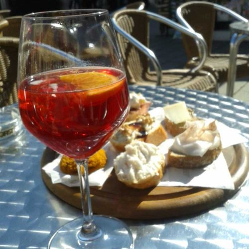 Spritz and Street Food